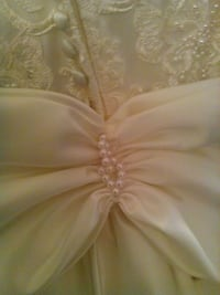 Added *Opt Accessories*all 10.00 to my Posted Wedding Dress: