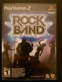 Rock Band for PS2  Vaughan, L4L
