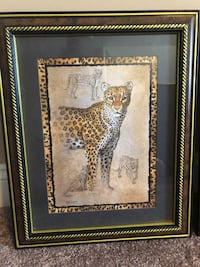 Animal print pictures
