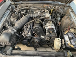 2.3L engine out of 92 mustang