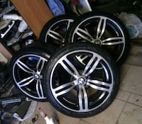 Bmw rims  Vaughan, L6A 0C3