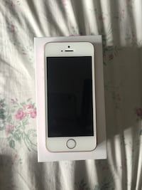 iPhone 5se Good Condition Mississauga, L5V 2Z7
