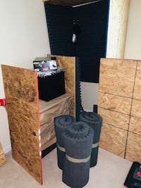 Soundproof Acoustic Padding Woodbridge, 22193