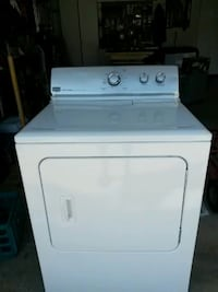 white front-load clothes washer San Marcos, 92069