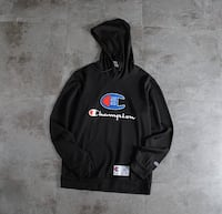 Champion hoodies black or white size small to Xxl brand new Montréal, H1G 2Z6