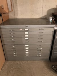 Drafting/Blueprint 32x44 10 Drawer Bloomsburg, 17815