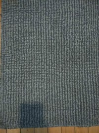 5×7 Charcoal area rug Chicago, 60622