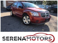 Dodge - Caliber - 2009 SXT MANUAL | 167K | HEATED SEATS | NO ACCIDENTS | CERTIFIED Mississauga, L5K 2C8
