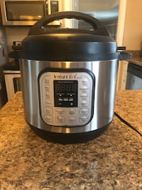 Instant pot 8 quart pressure cooker