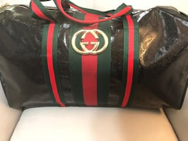 Duffle bag for travel
