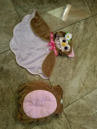 owl costume Size 6-9 months like new Sarasota, 34238