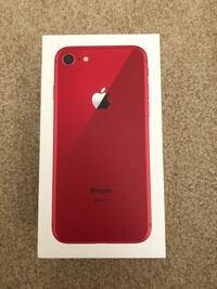 iPhone 8, 64GB (Product Red Edition) 3117 km