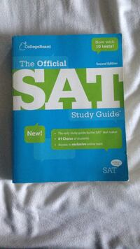 CollegeBoard SAT Study Guide East Providence, 02915