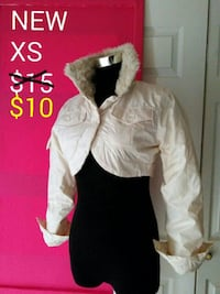 NEW CONDITION SIZE XS