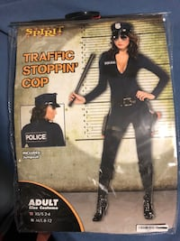 Adult police Costume