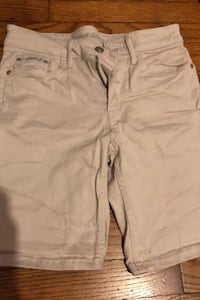 Shorts size 28 beige and black jeans size 12x30 Washington, 20019
