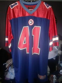 Marvel Captain America jersey Downey, 90242