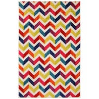 Mohawk Home - Mixed Chevrons Prism Rug Woodbridge, 22192