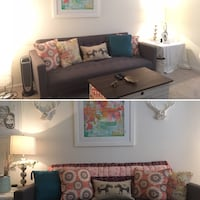 Gray Couch/Futton for Sale Rockville
