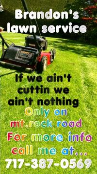 Lawn mowing look in more info Shippensburg