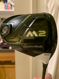 Taylormade M2 9.5 stiff driver Centreville, 20120