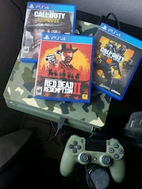 Sony PS4 with two DualShock 4's Riverside, 92509