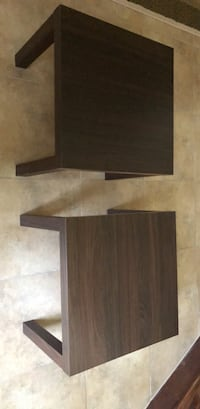 2 Wooden Coffee Tables Frisco, 75035