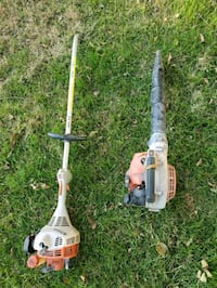 stihl  weed eater and leaf blower Council Bluffs, 51501