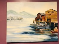 Large Acrylic and Oil paintings   Germantown, 20874
