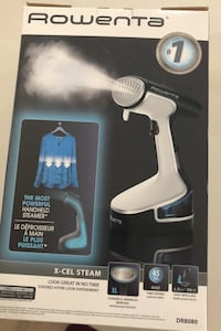 Rowenta X-Cel Steamer DR8080. Brand new in box. Never used Upper Marlboro, 20774