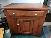 Solid wood cabinet Portsmouth