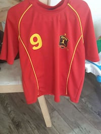 Spain kids Jersey excellent condition Calgary, T2B 0W6