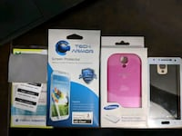 Samsung galaxy S4 case and screen protector Barrie, L4N 9C6