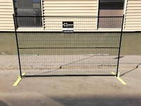 TEMPORARY PORTABLE STEEL FENCING Abbotsford