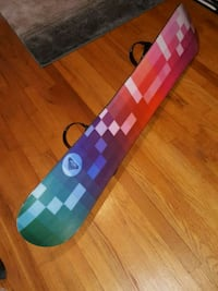 Roxy snowboard with Ride Bindings  Gaithersburg