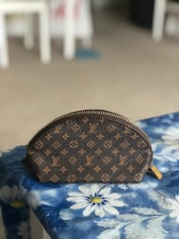 Louis Vuitton small cosmetic pouch