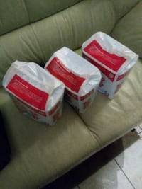 3 packages puppy pads 30 each package 2058 mi