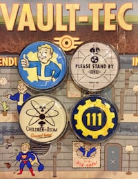 Fallout Magnets