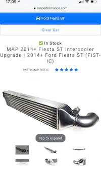 MAPerformance intercooler  Antioch