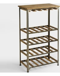 World Market Bar Cart / Wine Rack Bethesda, 20817