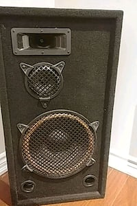 speakers for sale  Mississauga, L5M 6T3