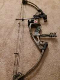 black and brown compound bow Smithsburg, 21783
