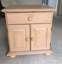 Nightstand or side table