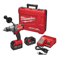 Milwaukee M18 Hammer/Drive Drill Model 2704-22 TORONTO