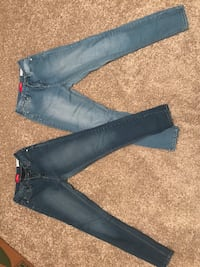 Both Guess Jeans