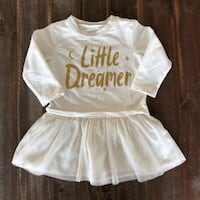 Little Dreamer L/S Tutu Dress PALMDALE