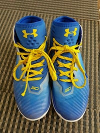 Under Armour Stephen Curry Basketball Running Shoes Size 6.5Y Mississauga, L5M 2P1