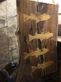 Hand made fisher men's table Plattsmouth, 68048