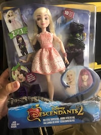 Descendants doll mal  Los Angeles, 91345