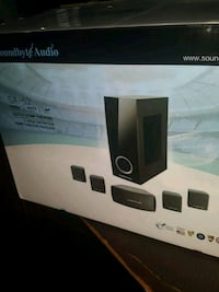 BRAND NEW DIGITAL HOME THEATER Pickering